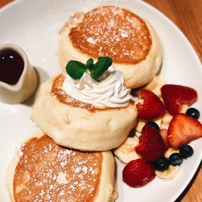 Original Pancake House souffle pancake