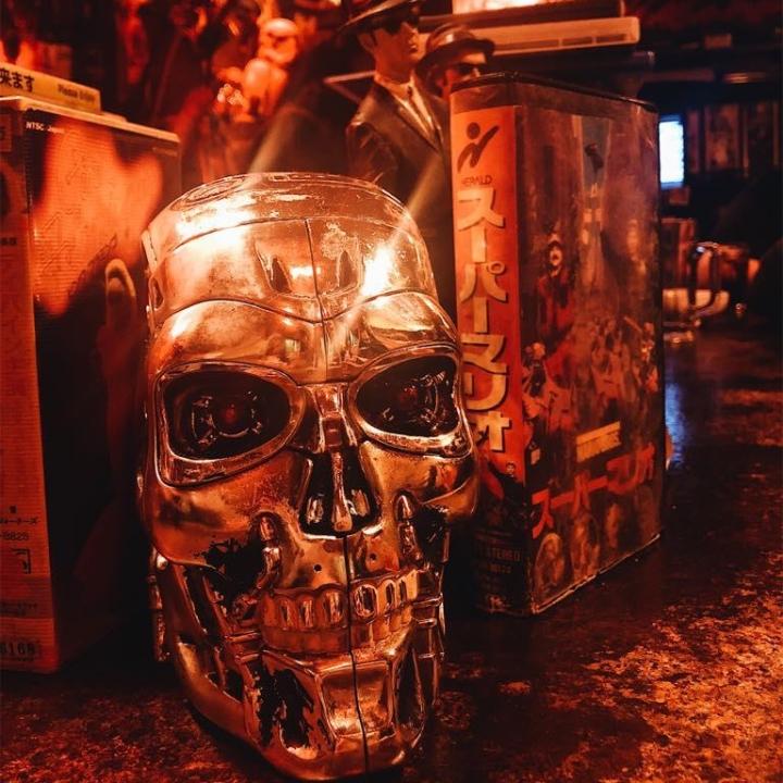 666 bar in Golden Gai Shinjuku Tokyo