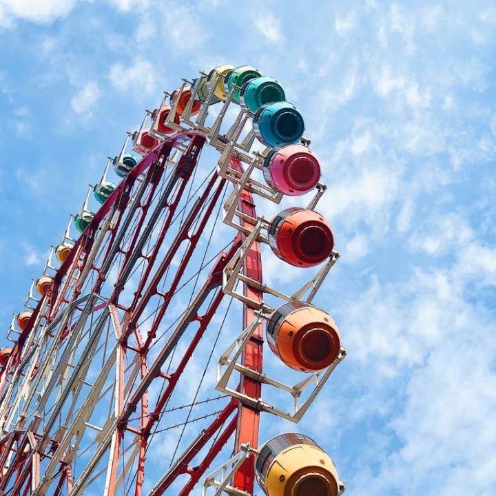 ferris-wheel-in-pallet-town-odaiba