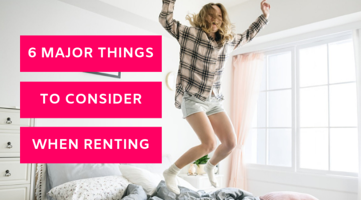 6 Major Things To Consider When Renting A Home In Malaysia
